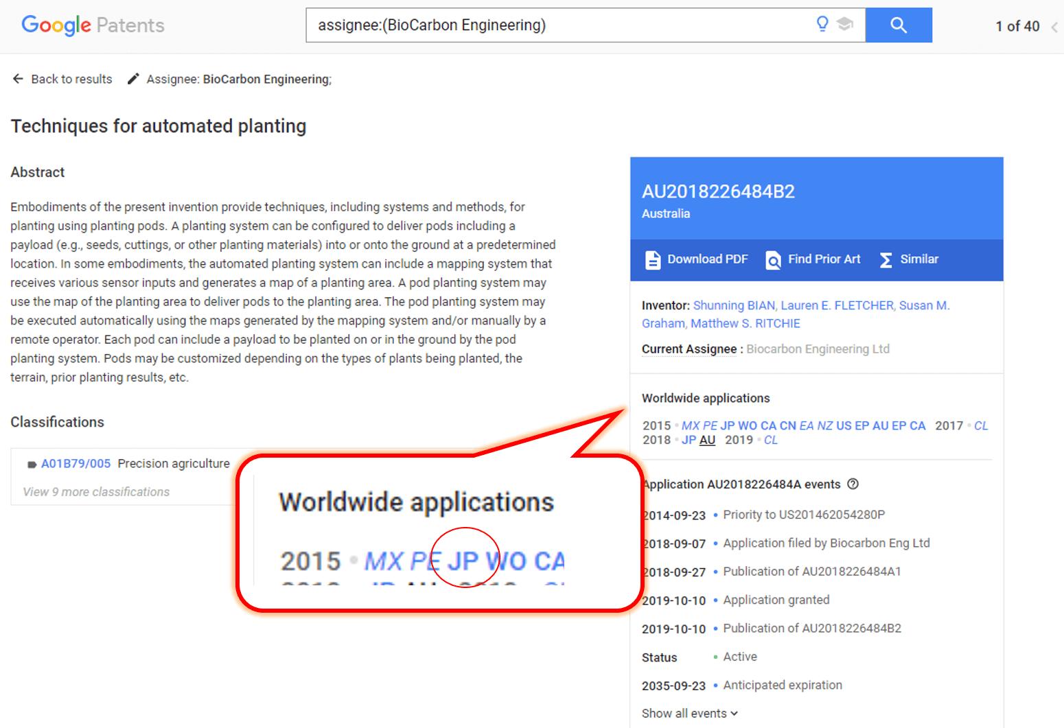 Worldswide application_BioCarbonEngineering
